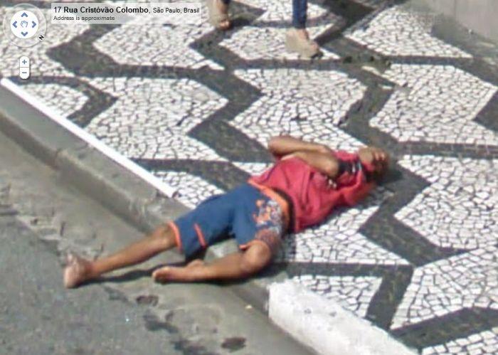 Algumas imagens do Google Stree View no Brasil 19