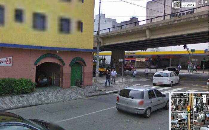 Algumas imagens do Google Stree View no Brasil 21