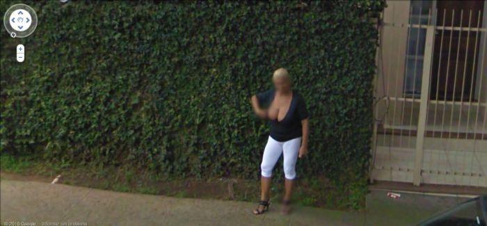 Algumas imagens do Google Stree View no Brasil 22