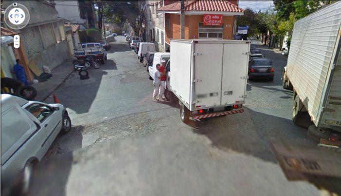 Algumas imagens do Google Stree View no Brasil 23
