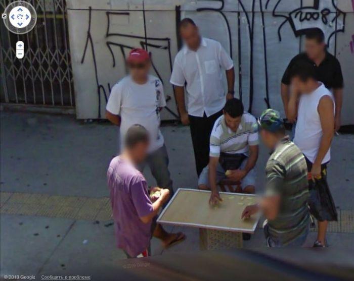 Algumas imagens do Google Stree View no Brasil 25