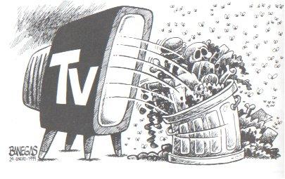 A TV está chegando ao seu fim