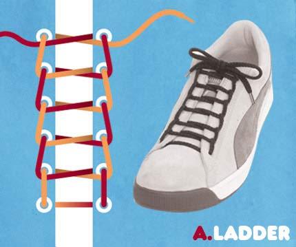 15 novas formas de encordoar o tênis - mdig