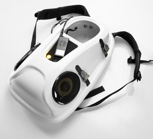 Reppo II, a mochila para festeiros