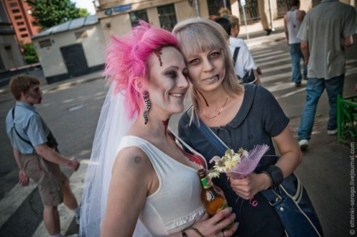 Casamento Zumbi