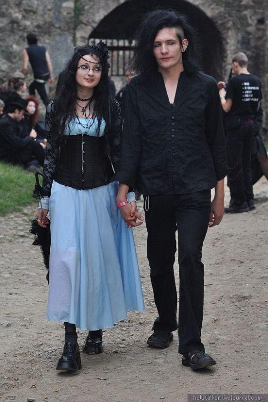 Encontro de góticos
