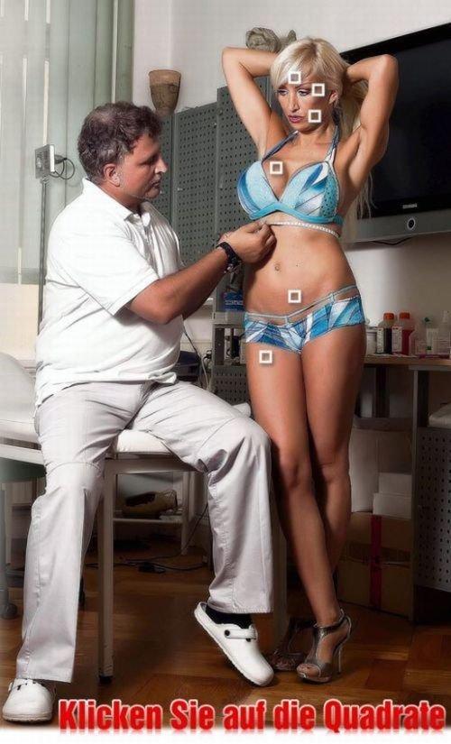 A mulher do cirurgião plástico