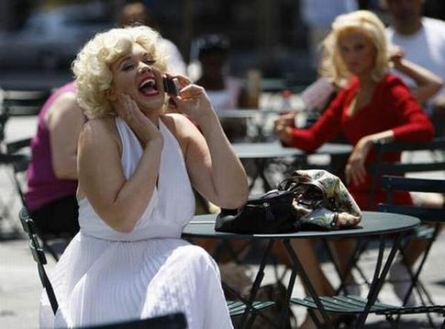 Concurso de dublês de Marilyn Monroe
