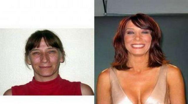 Maquiagem extrema