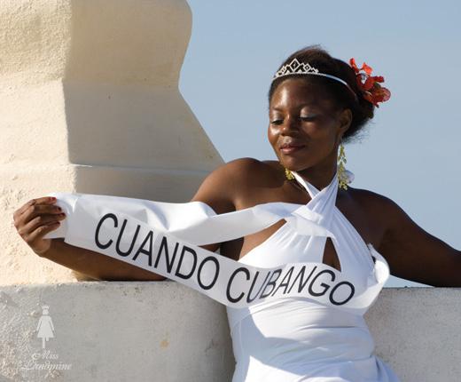 Miss Angola, um exemplo