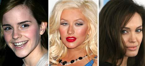 Mesclando celebridades