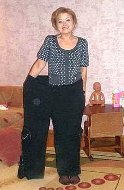 A força de vontade de Svetlana