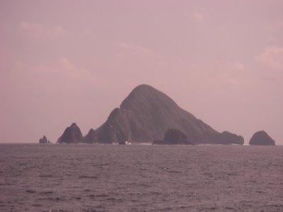 A ilha que durou cinco dias