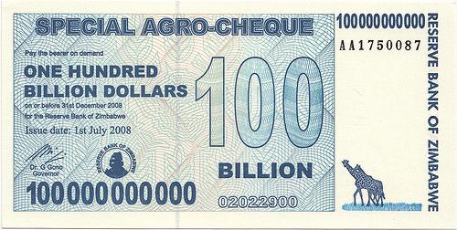 Zimbabwe, um país de pobres bilionários