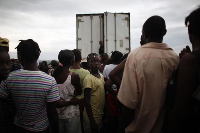 Haiti, seis meses depois do terremoto