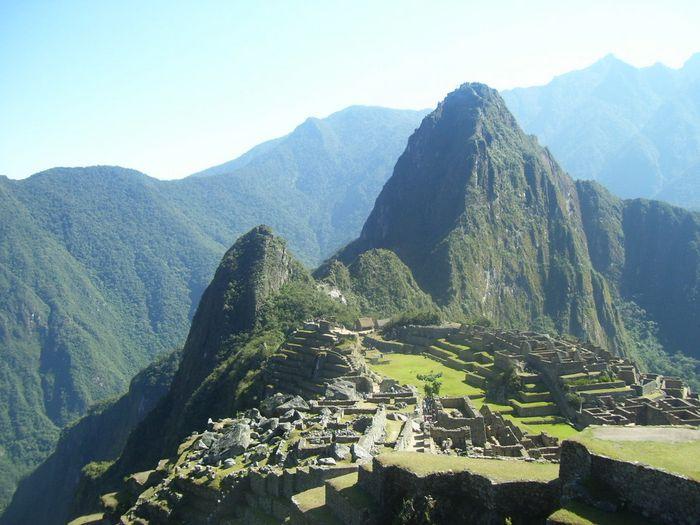 Machu Pichu  12