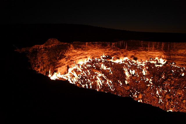 Cratera de Darvaza