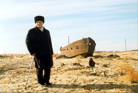 Vozrozhdeniya, o lugar mais estranho da terra
