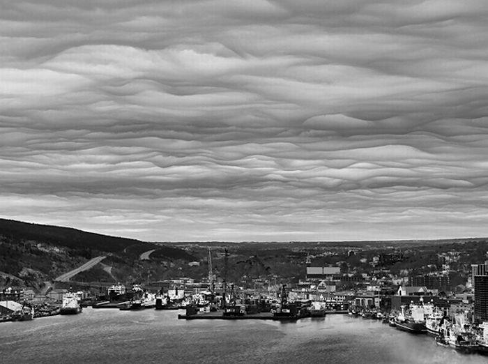 Uma nuvem sem nome