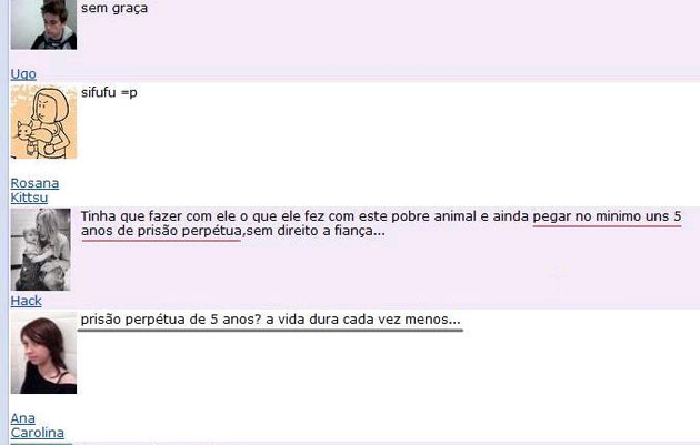 Besteiras do Orkut 3