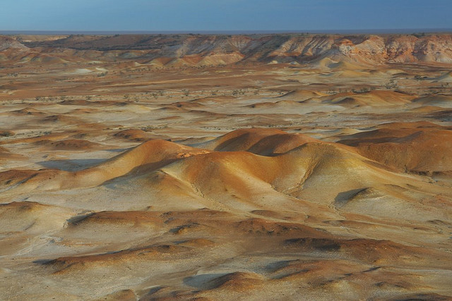 10 paisagens que parecem caprichosamente pintadas