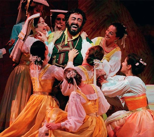 Pavarotti 10