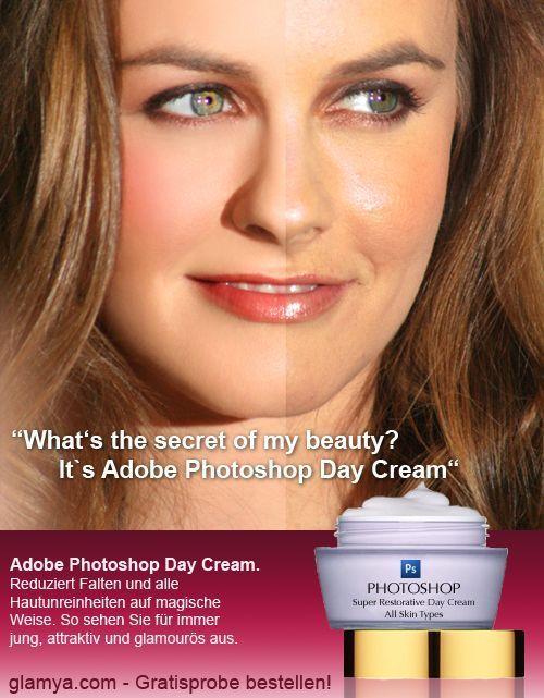 Creme de beleza diário Photoshop 03