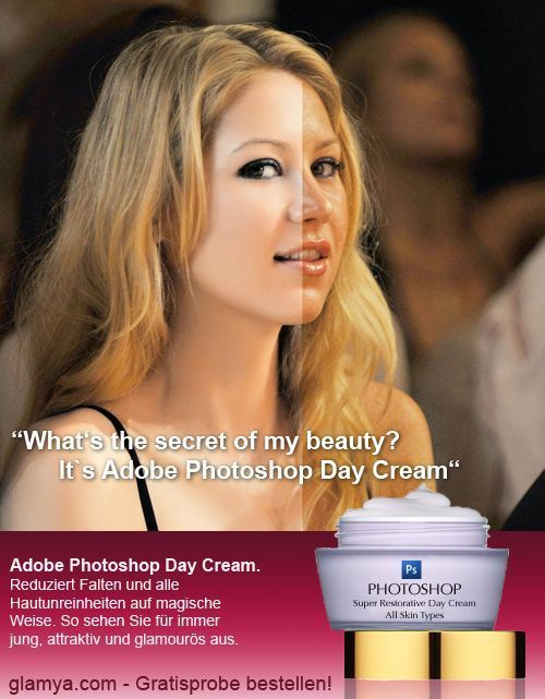 Creme de beleza diário Photoshop 05