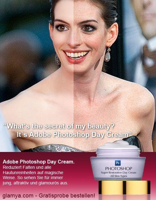 Creme de beleza diário Photoshop 06