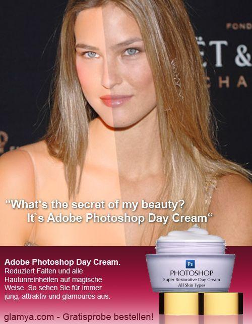 Creme de beleza diário Photoshop 08