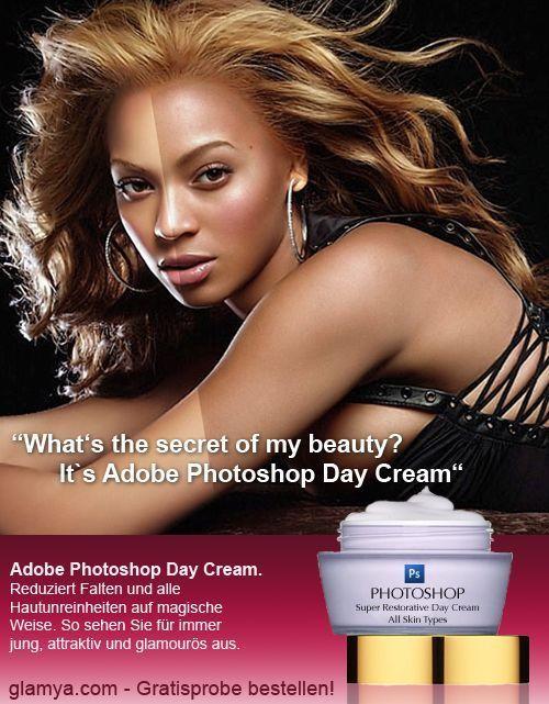 Creme de beleza diário Photoshop 09