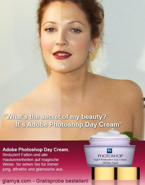 Creme de beleza diário Photoshop 12