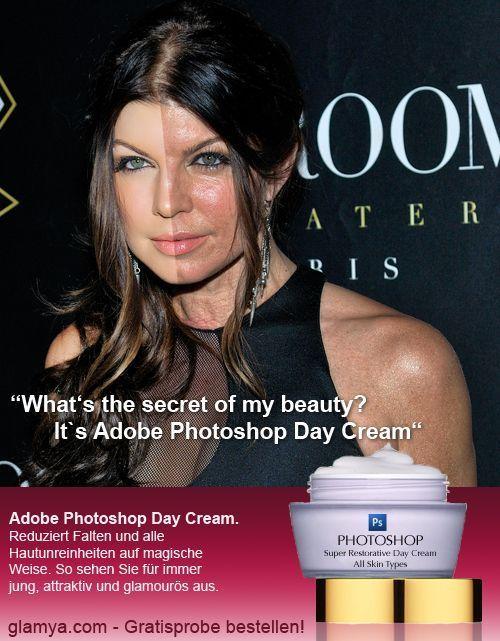 Creme de beleza diário Photoshop 14