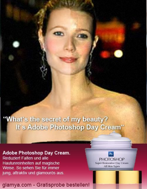 Creme de beleza diário Photoshop 15