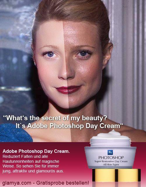 Creme de beleza diário Photoshop 16
