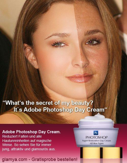 Creme de beleza diário Photoshop 17