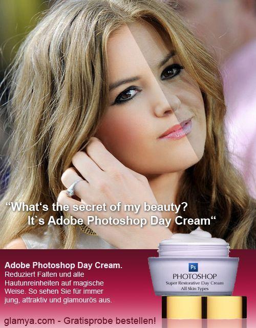 Creme de beleza diário Photoshop 18