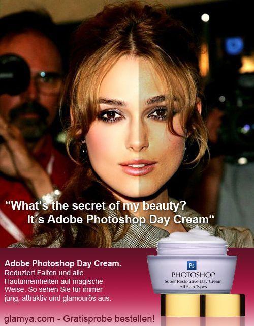 Creme de beleza diário Photoshop 25