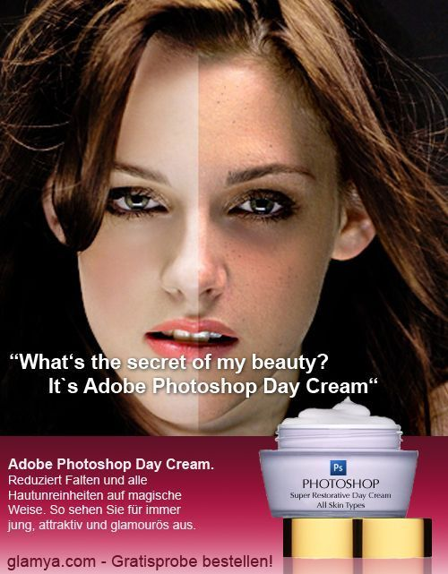 Creme de beleza diário Photoshop 27