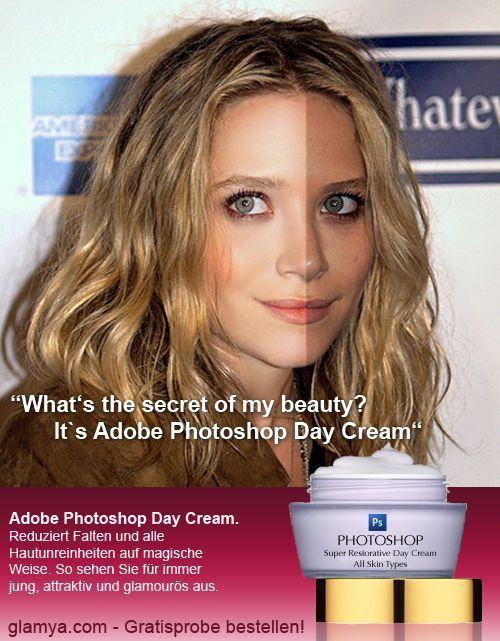 Creme de beleza diário Photoshop 30