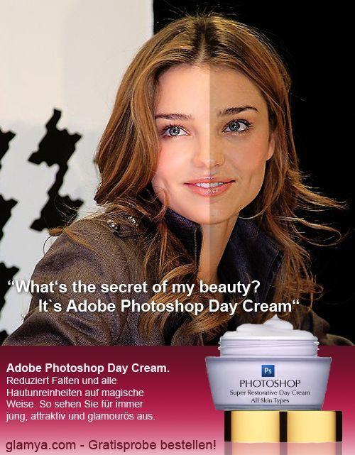 Creme de beleza diário Photoshop 32