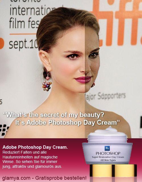 Creme de beleza diário Photoshop 33