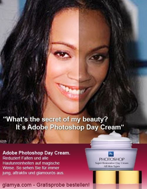 Creme de beleza diário Photoshop 34