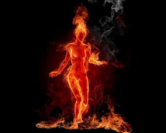 FireArt - Imagens muito quentes