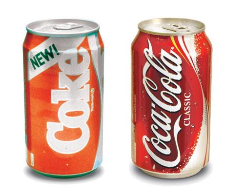 O pior erro na história da Coca-Cola