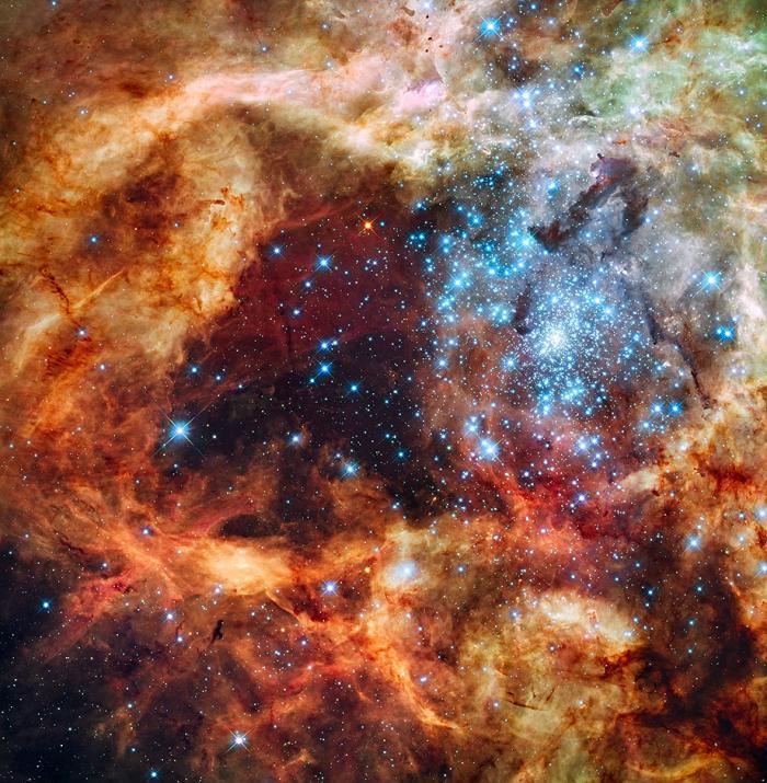 Retrospectiva 2009 - Imagens do espaço