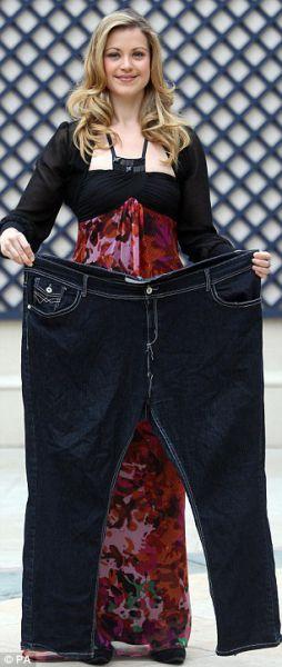 Jovem perde mais da metade do peso em 18 meses 21