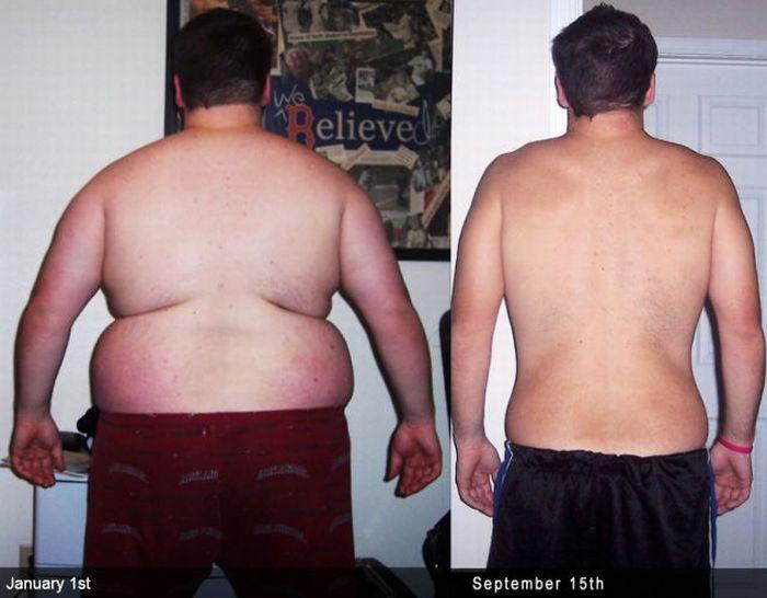 Mais uma história bem sucedida de perda de peso
