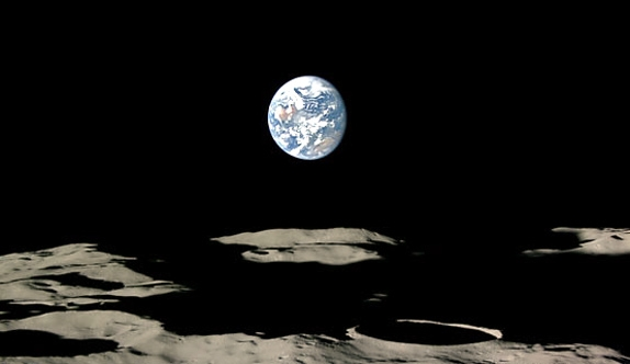 Terra cheia.