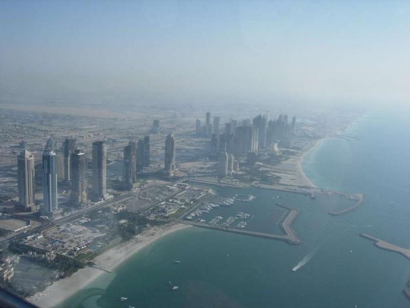Dubai, um canteiro de obras a céu aberto